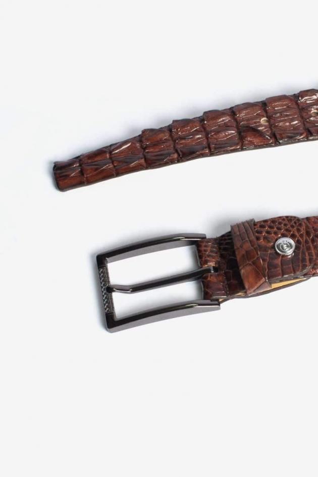 Dây lưng da cá sấu 1174