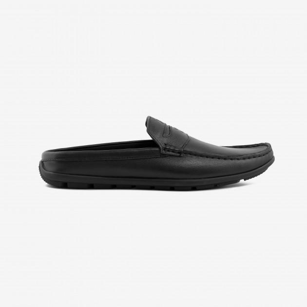 Giày sục nam da bò After 5 PM  - CALM 770124502