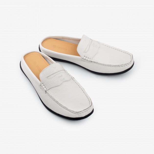 Giày sục nam da bò After 5 PM  - CALM 770121109